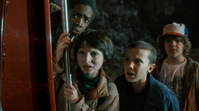 stranger things Top 25 TV Shows of 2016