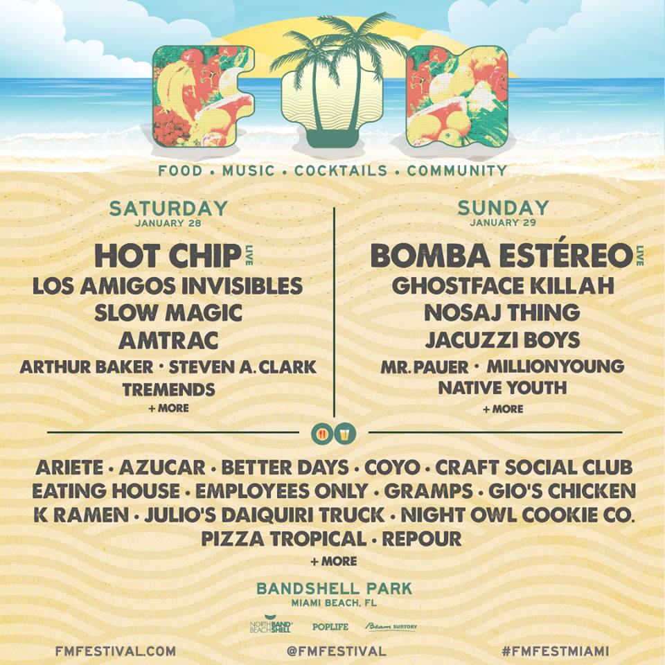 15894479 357239597978568 3959431618680017044 n Win tickets to Miamis F+M Festival 2017