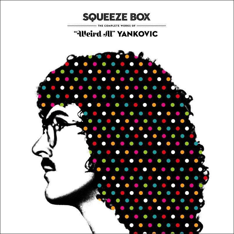 al squeezebox cvr final Weird Al Yankovics new career spanning box set is housed in an accordion