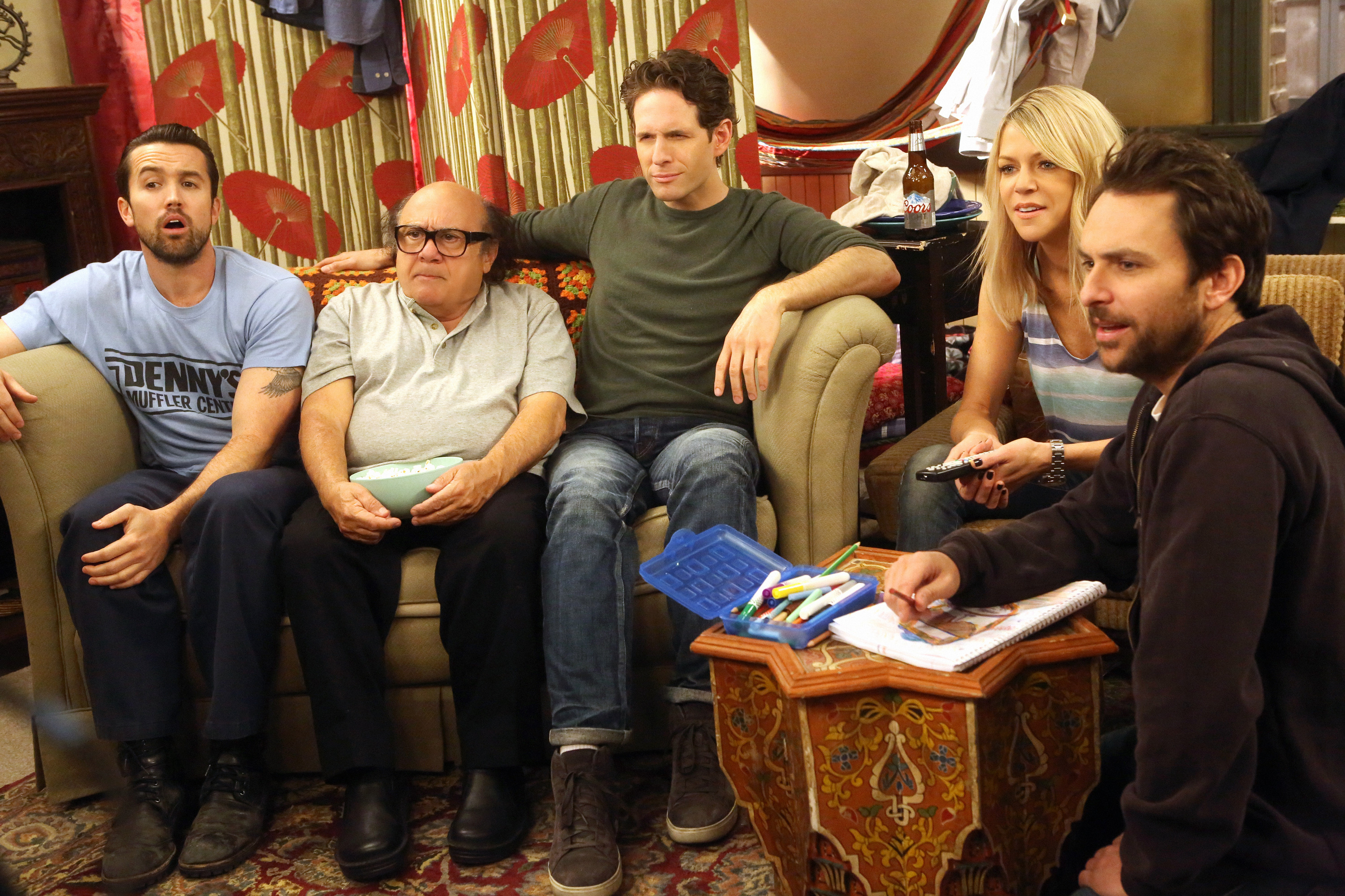 always sunny Top 25 TV Shows of 2017