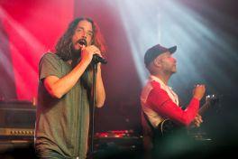 Audioslave // Photo by Philip Cosores