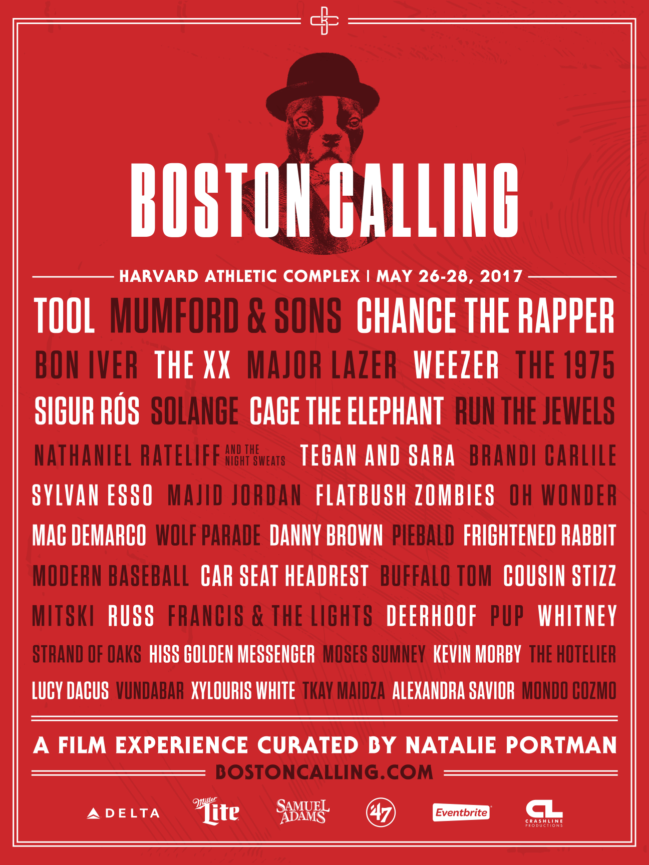 boston calling 2017 lineup lo res Boston Calling just made music festival lineups great again