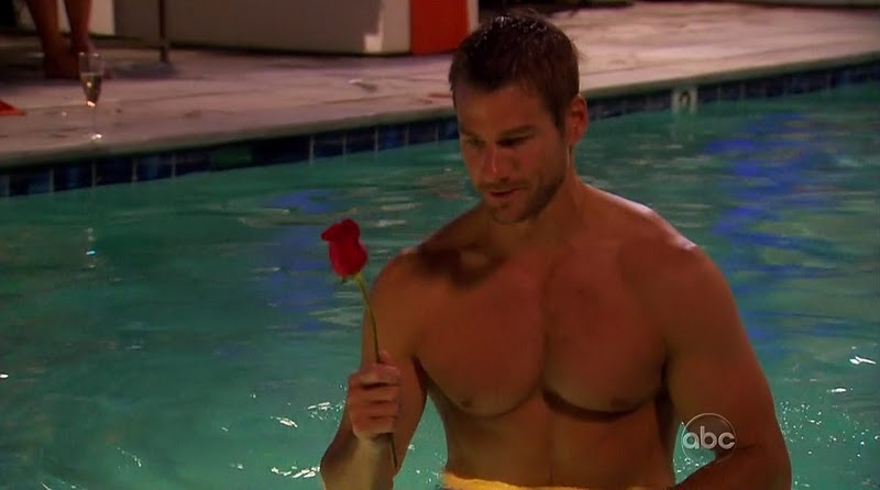 brad womack shirtless 1 Recapping The Bachelor, Episode 3: Backstreets Back, Alright!