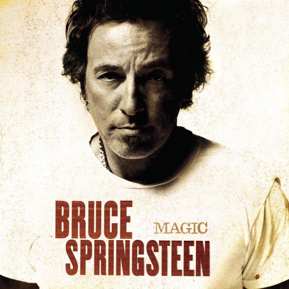 Bruce Springsteen Magic