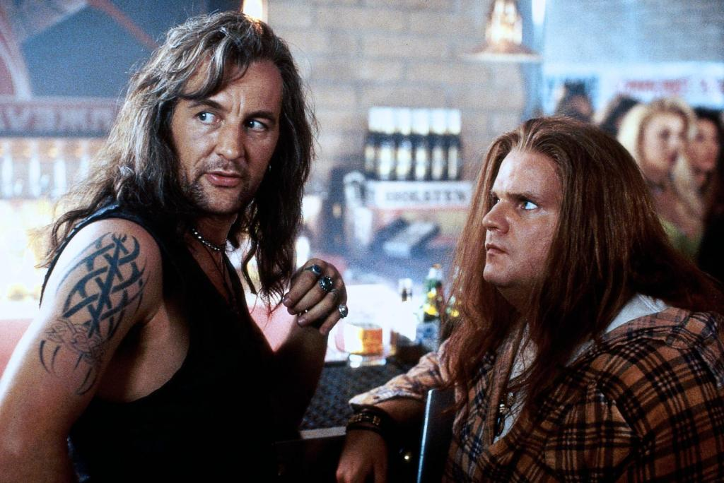 chris farley2 Does Waynes World or Its Sequel Party Harder?