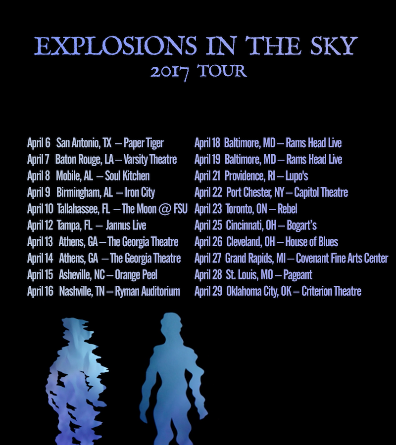eits Explosions in the Sky announce North American tour dates