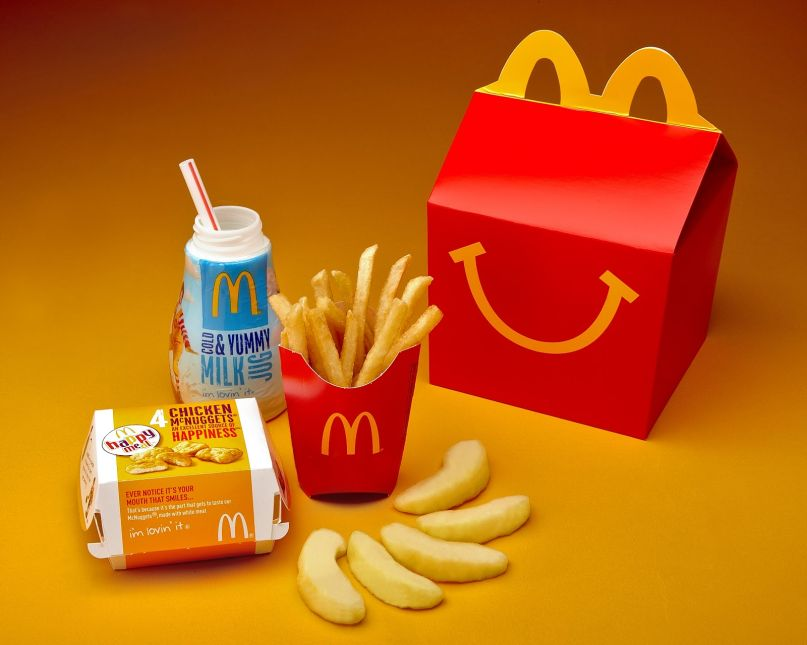 The Rise and Fall of McDonald's Happy Meals   Consequence of