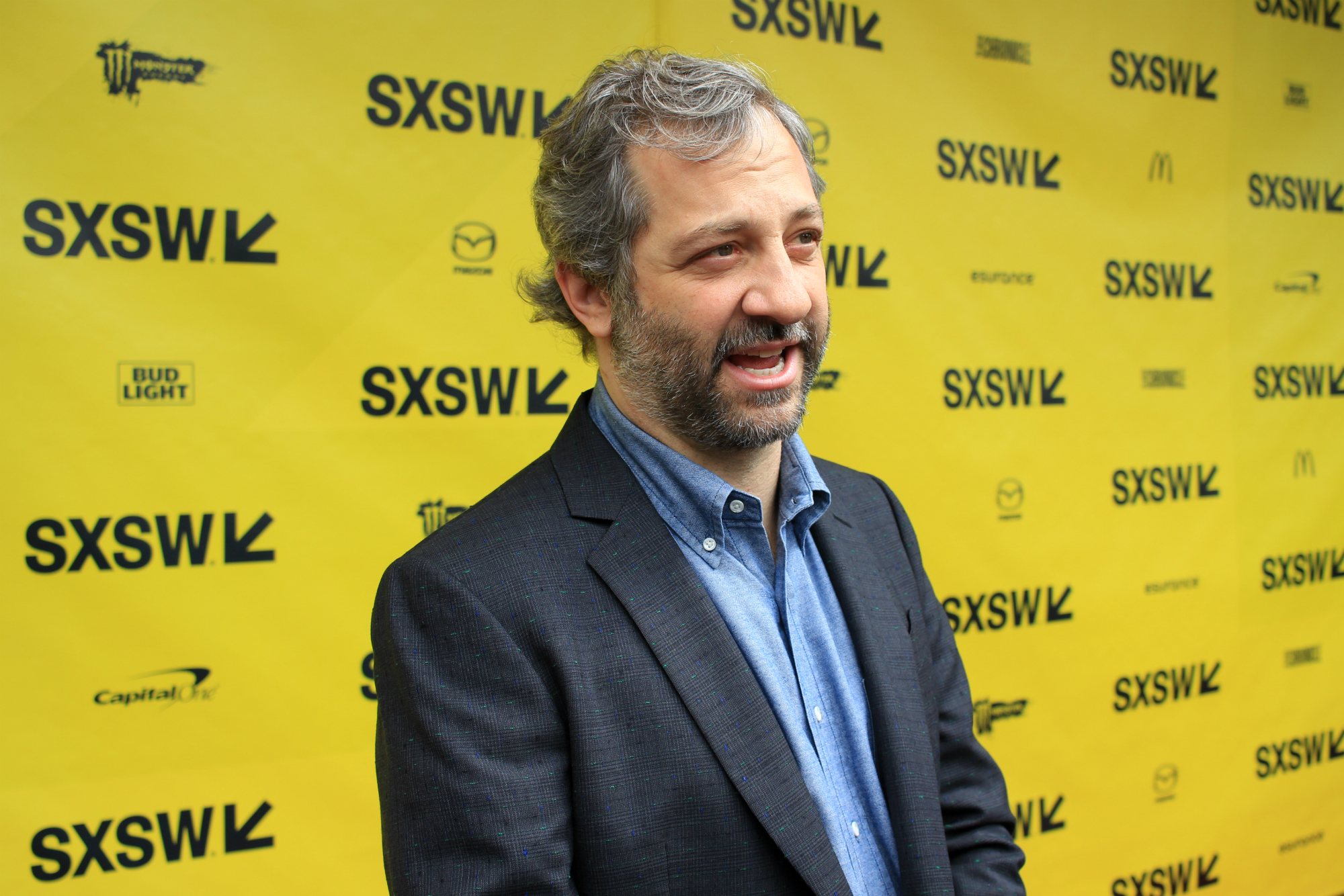Judd Apatow // The Big Sick // Photo by Heather Kaplan