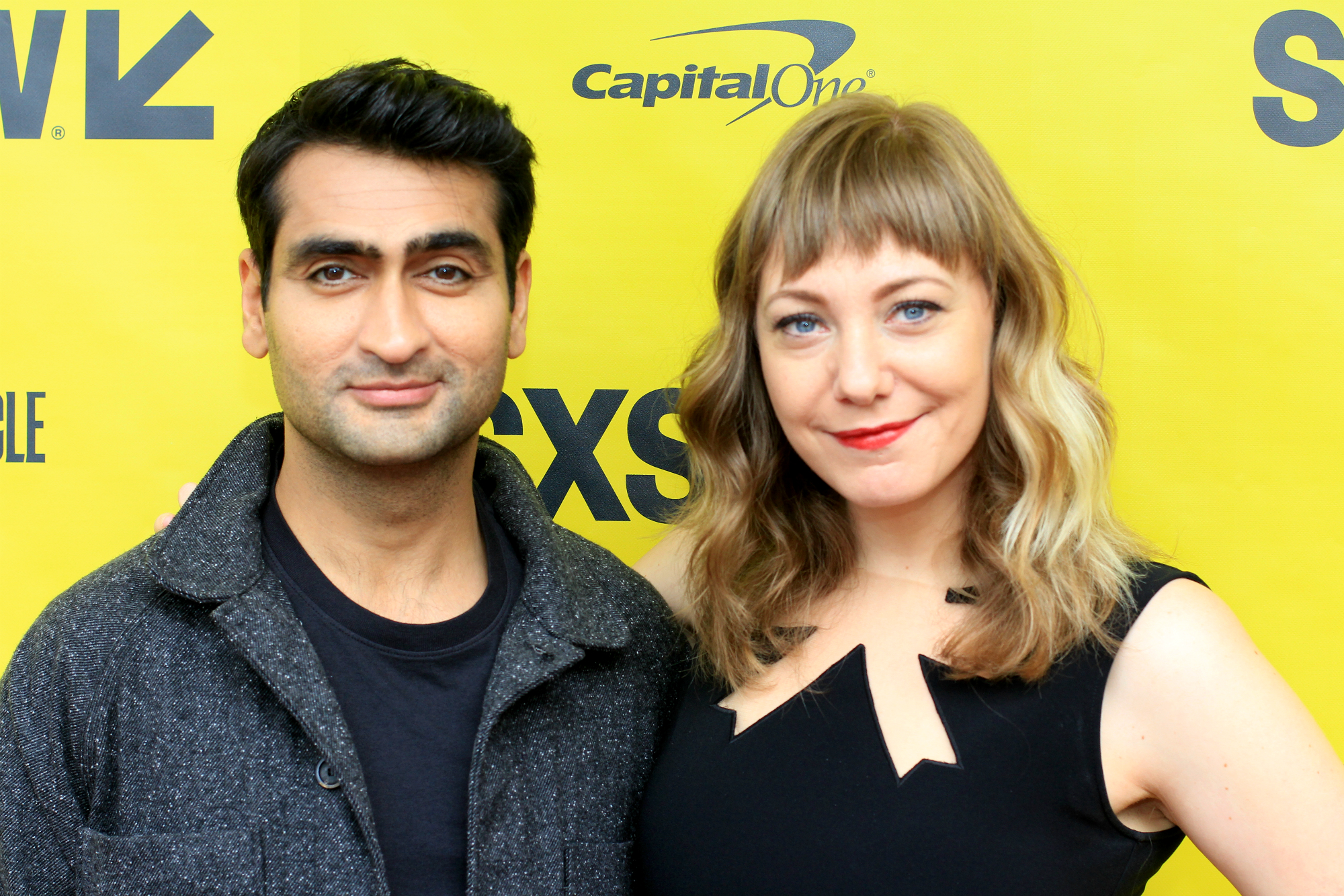 Kumail Nanjiani and Emily V. Gordon // The Big Sick // Photo by Heather Kaplan