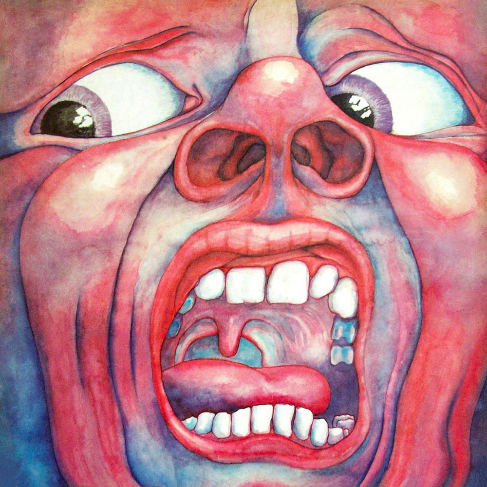 King Crimson's In the Court of the Crimson King