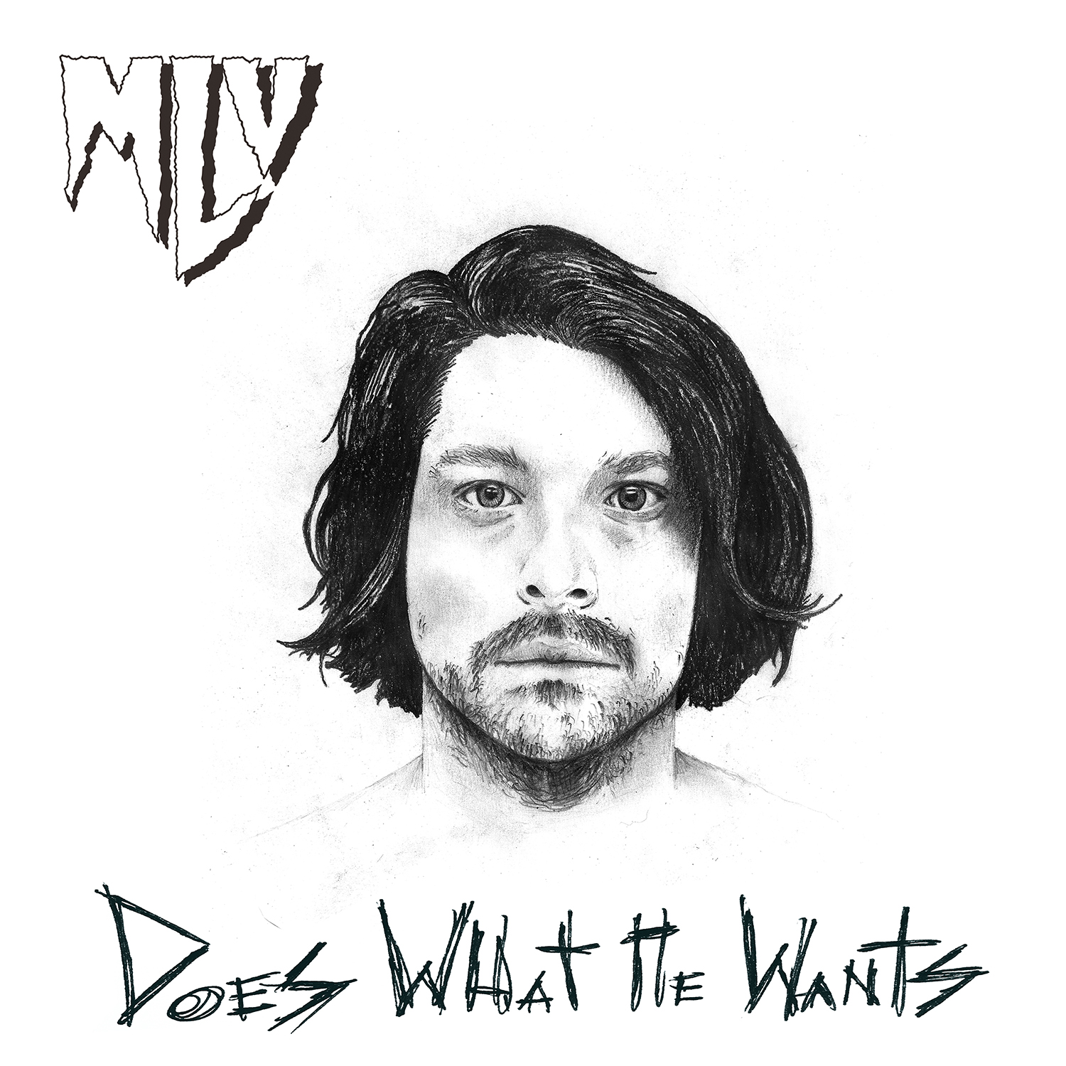 mlv lp 1500x Matthew Logan Vasquez returns with his new solo album, Does What He Wants: Stream