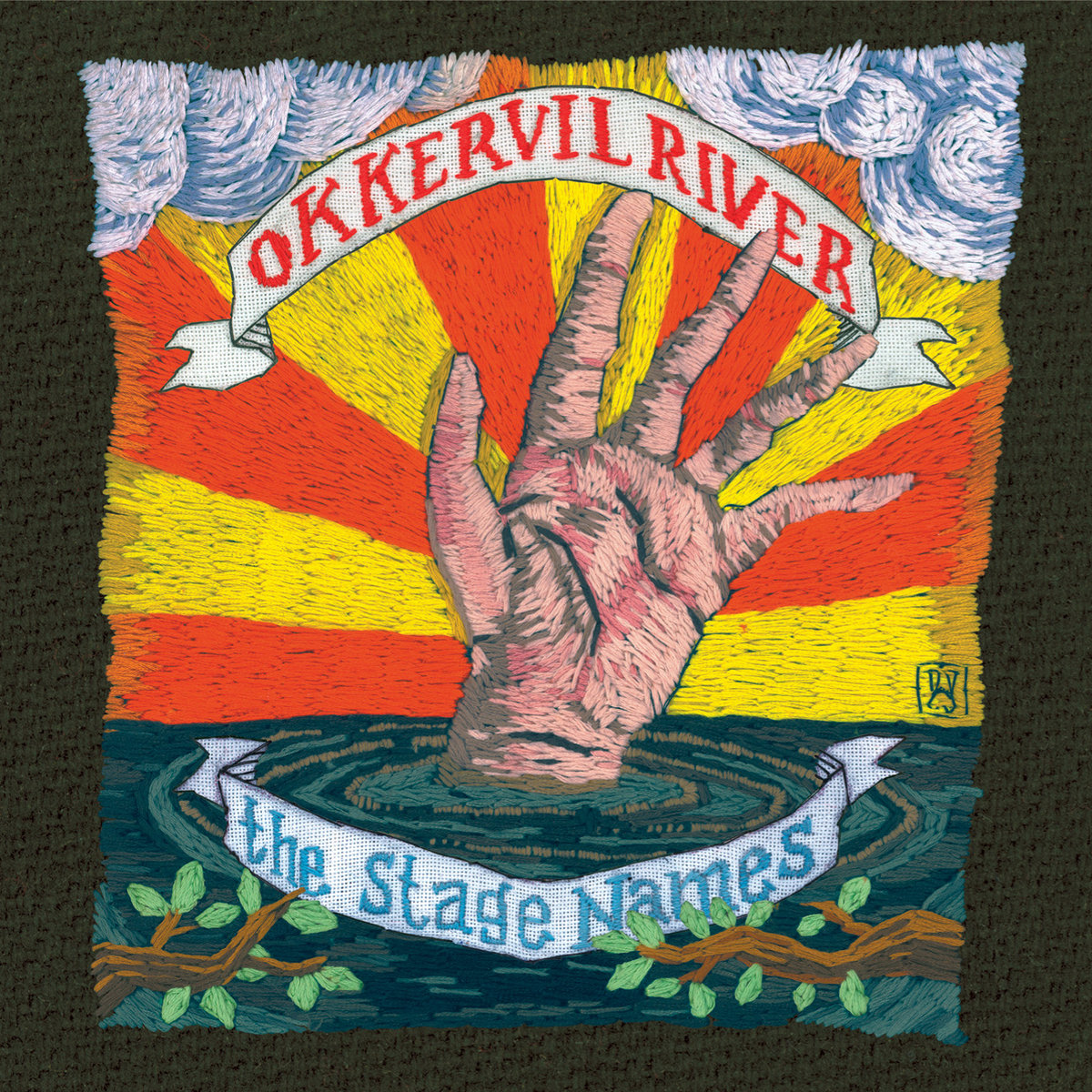 okkervil river the stage names Top 50 Songs of 2007