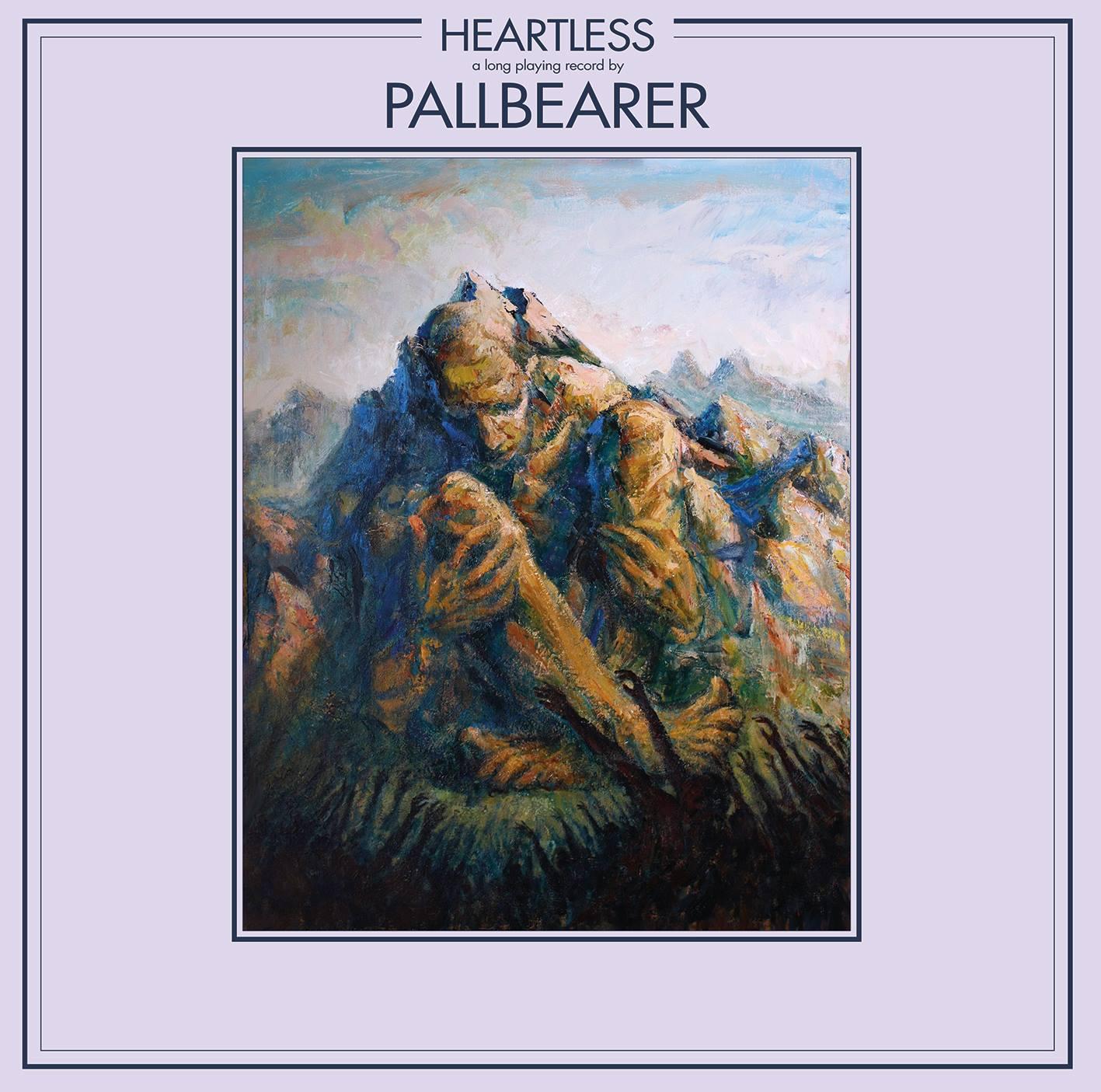 pallbearer heartless album Top 50 Albums of 2017