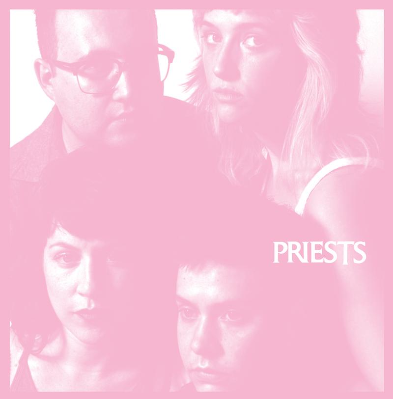 priests nothing feels natural artwork Priests unveil dreamy new single Nothing Feels Natural    listen