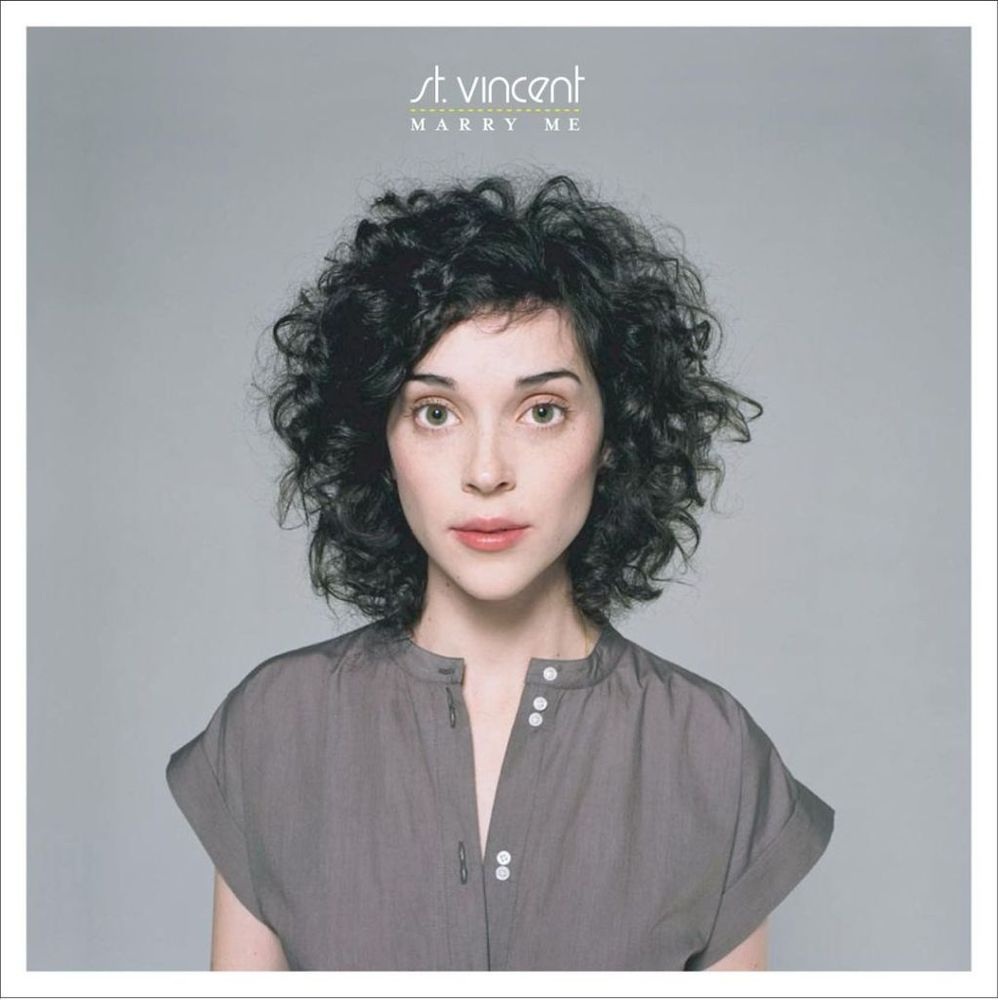 st vincent marry me Top 50 Songs of 2007