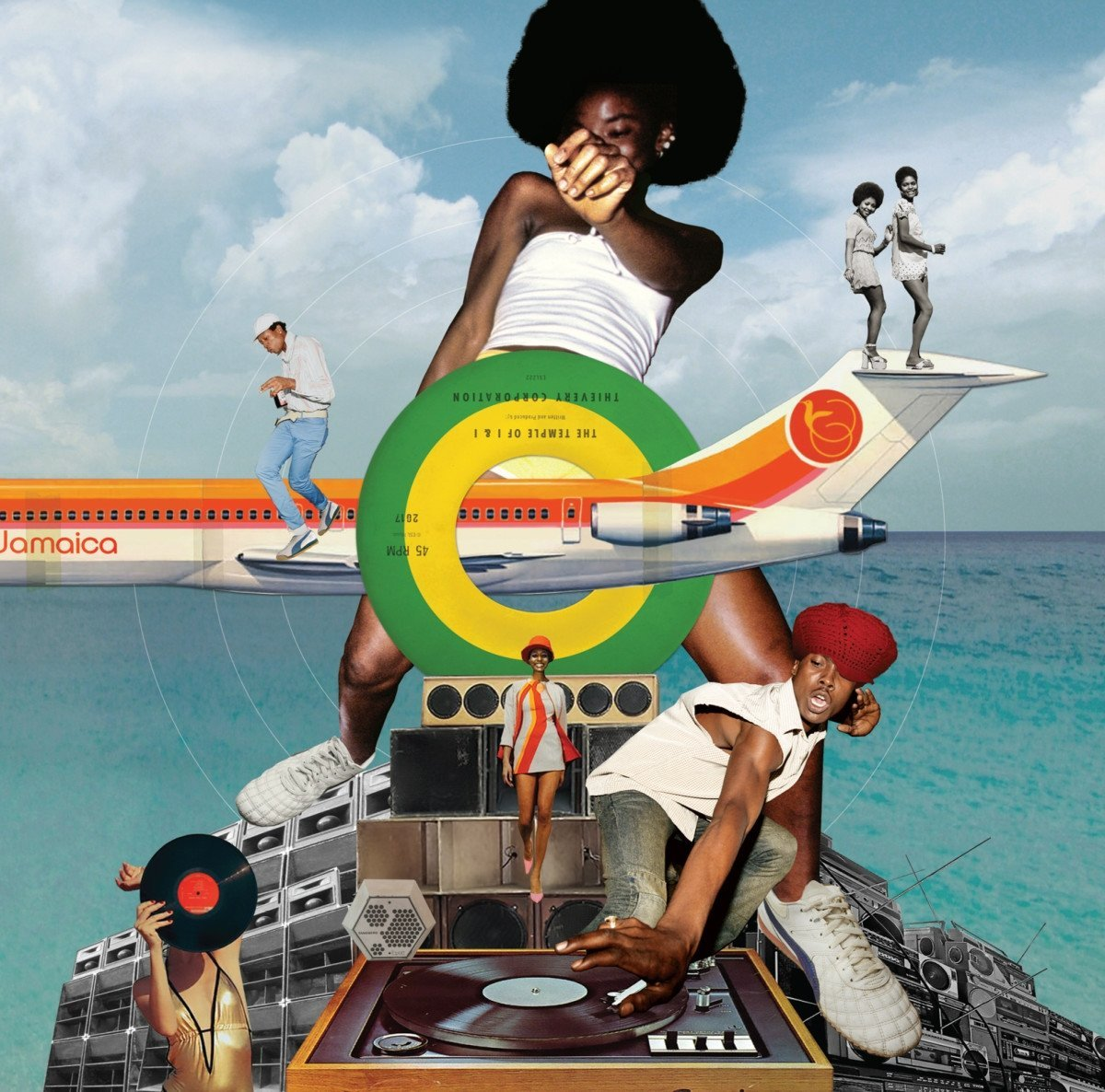 thievery corporation album Thievery Corporation and Mr. Lif reflect on greeds ugliness on new song Ghetto Matrix    listen