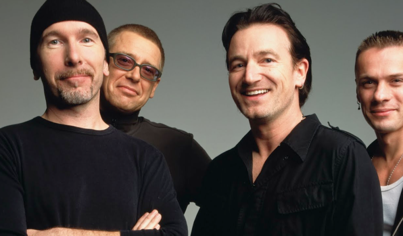 Following their failed 2014 iTunes stunt, U2 joke about how they