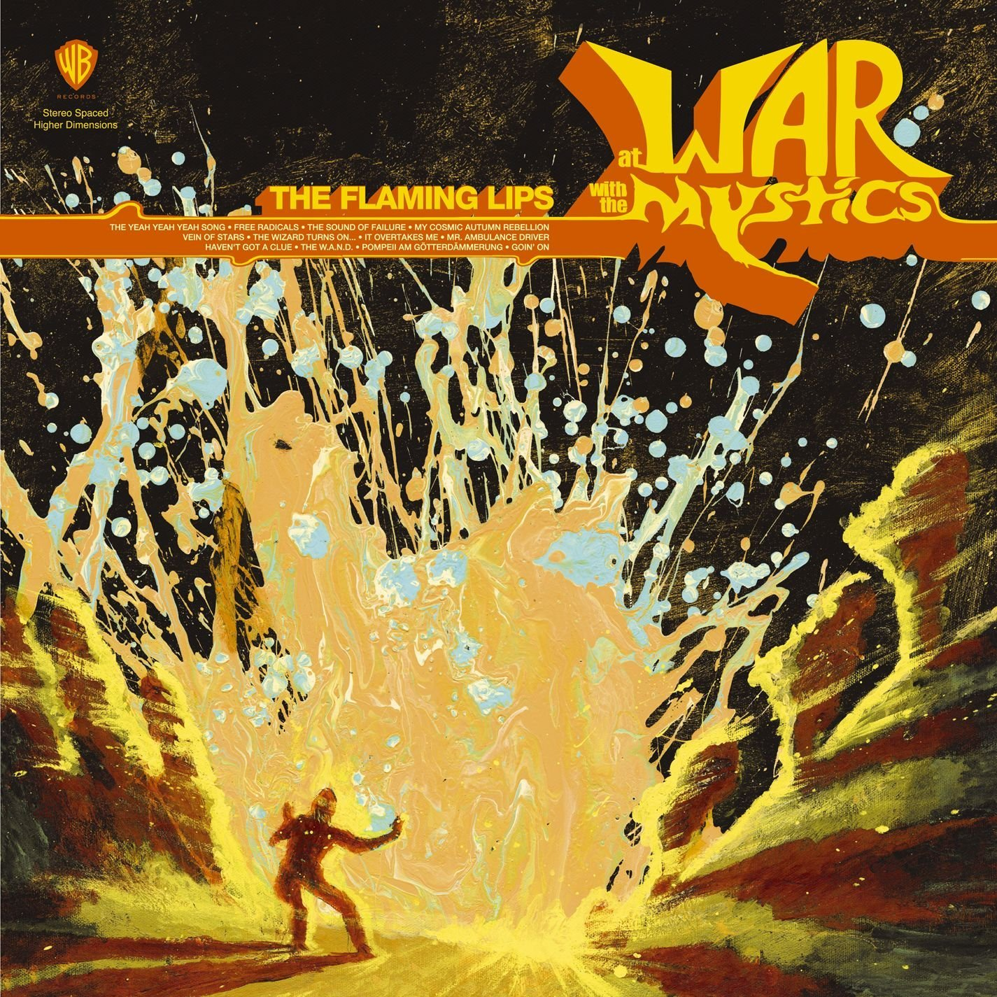 war Dissected: Every Flaming Lips Album with Guest Commentary from Wayne Coyne
