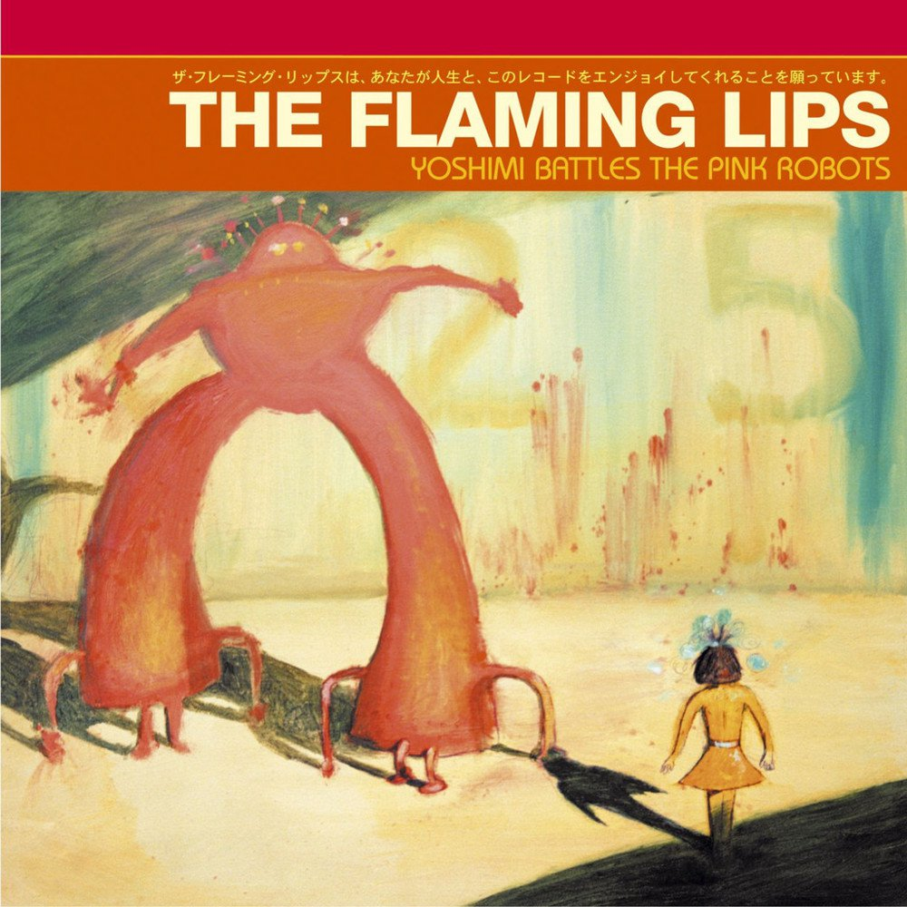yoshimi Dissected: Every Flaming Lips Album with Guest Commentary from Wayne Coyne