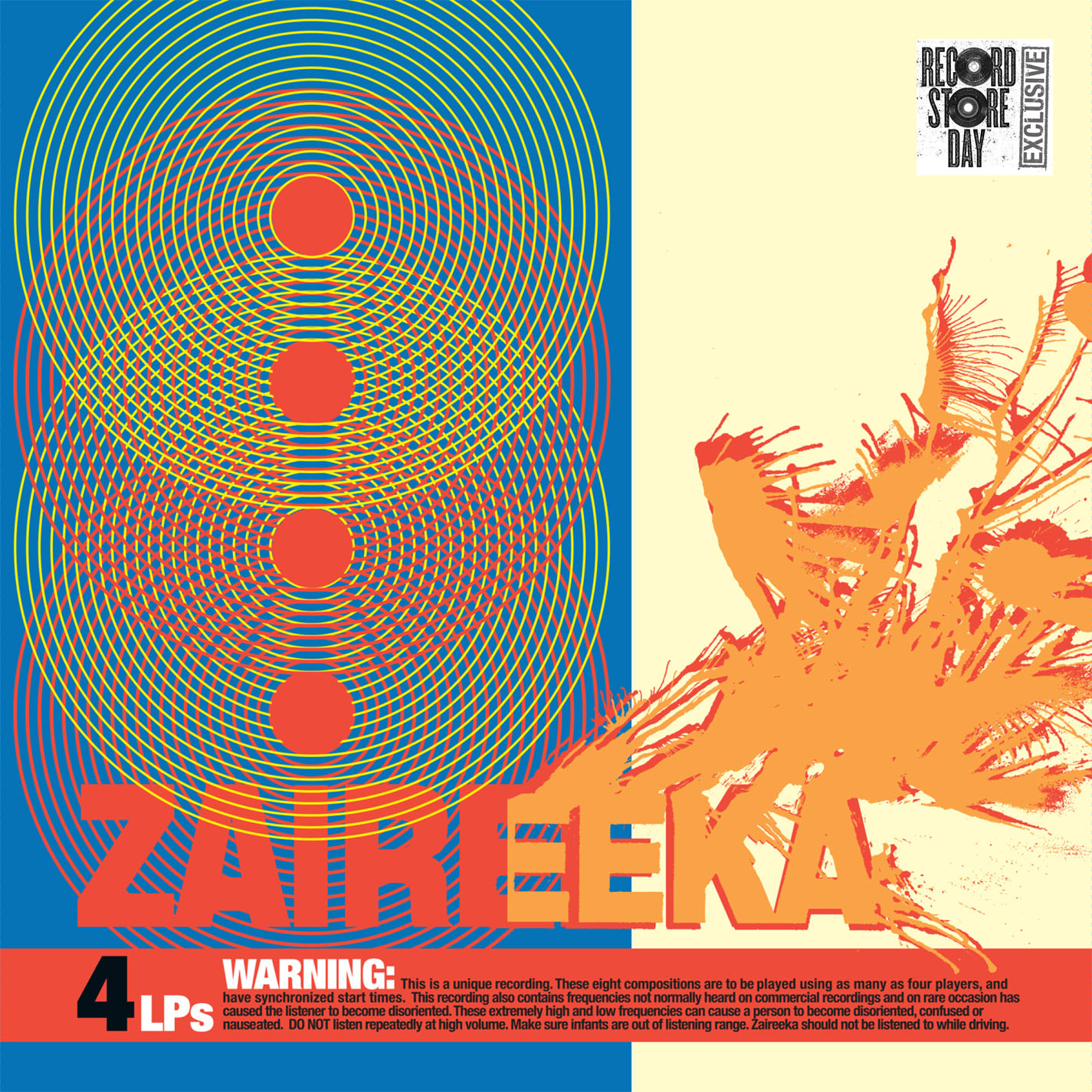 zaireeka Dissected: Every Flaming Lips Album with Guest Commentary from Wayne Coyne