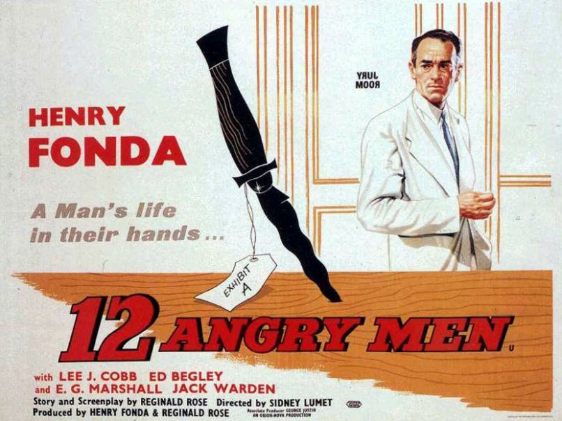 12 angry men 10 Iconic Films That Never Won a Single Oscar