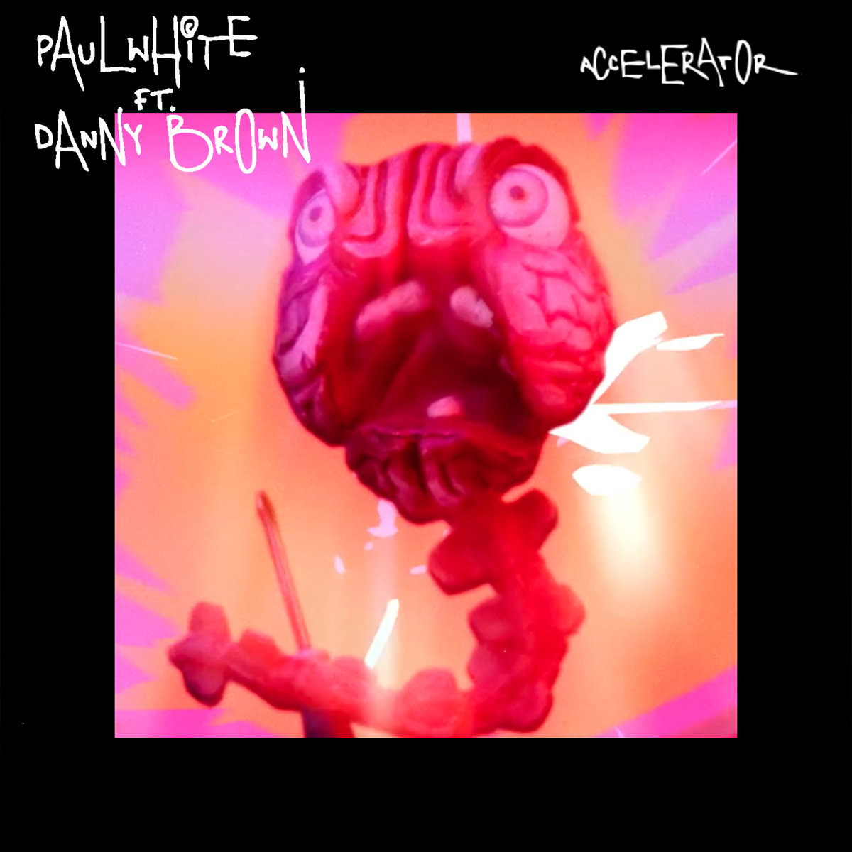 a3525288854 10 Danny Brown and Paul White release new Accelerator EP: Stream/download