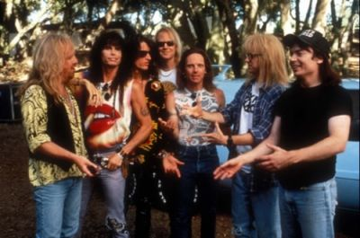 aerosmith Does Waynes World or Its Sequel Party Harder?