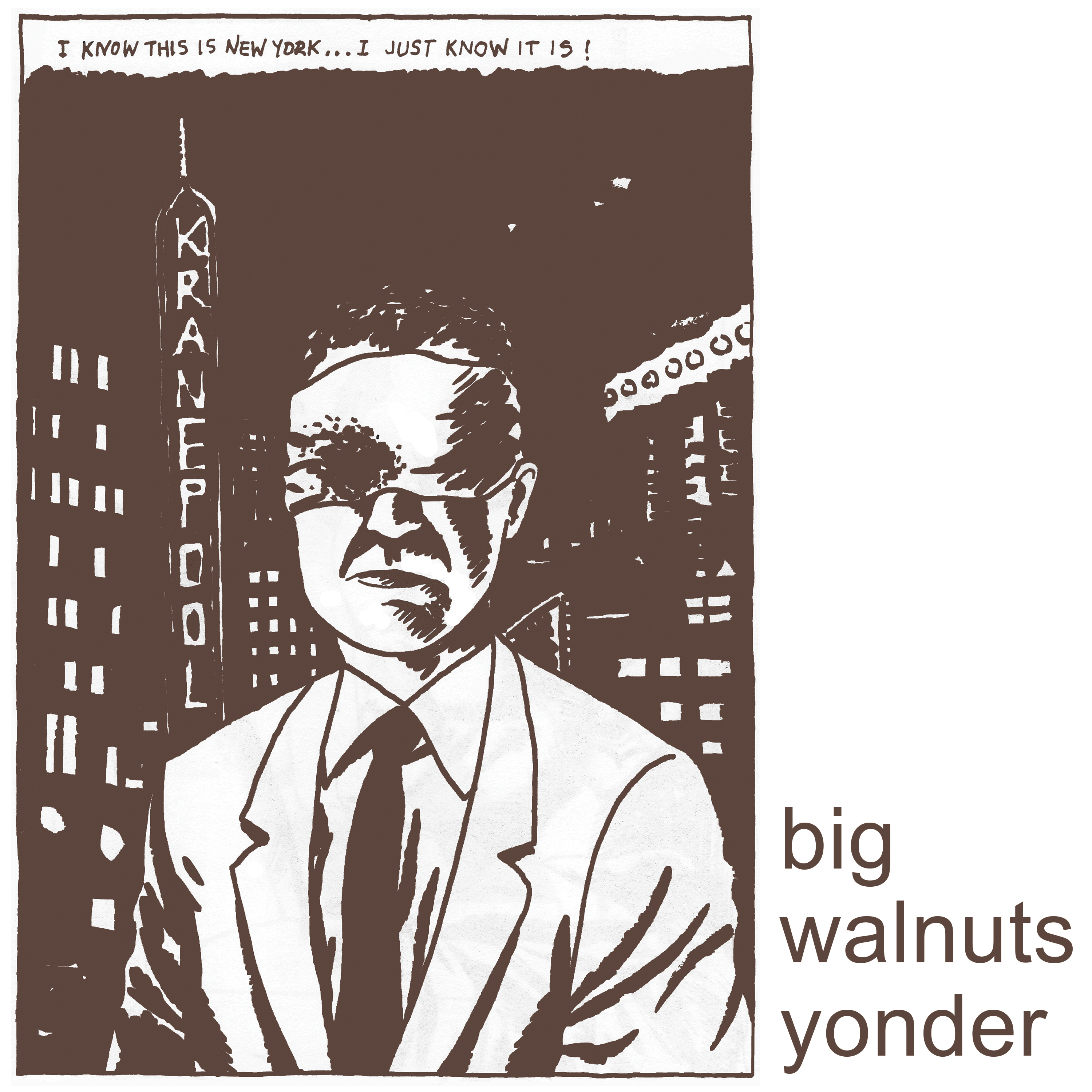 big walnuts yonder 3000x3000 300 dpi Members of Minutemen, Wilco, Deerhoof, and Tera Melos form new band called Big Walnuts Yonder