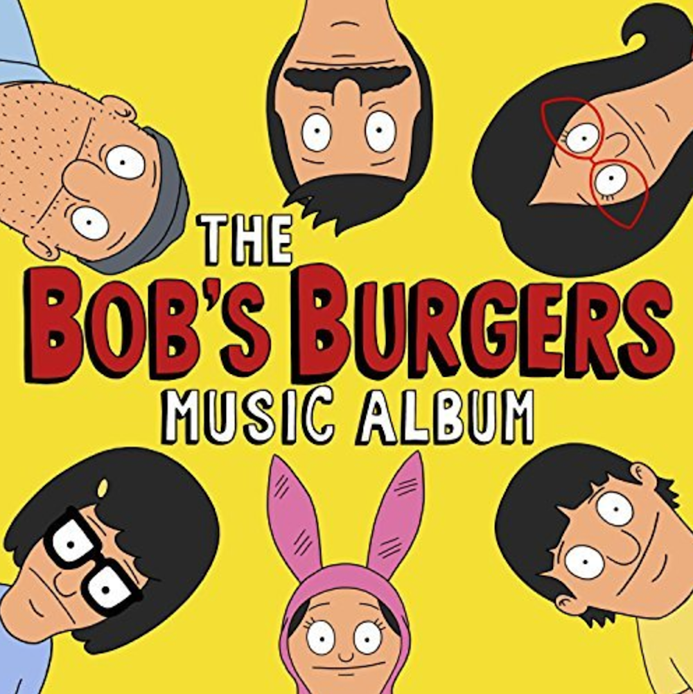 bobs burgers music album stvincent national Bobs Burgers to release compilation album featuring St. Vincent, The National, and more