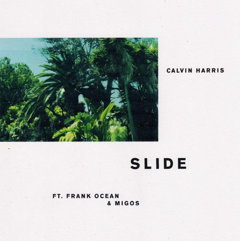 calvin harris slide frank ocean migos song collaboration Frank Ocean joins Calvin Harris and Migos on new single Slide    listen