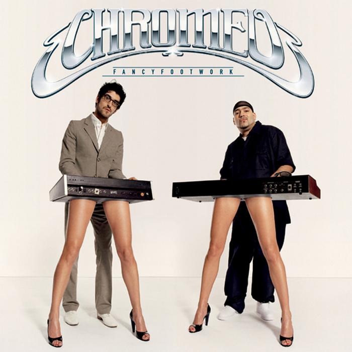 chromeo Top 50 Songs of 2007