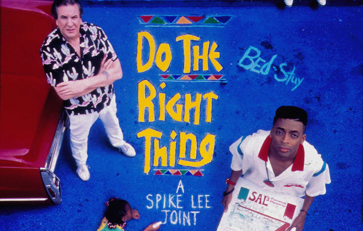 do the right thing poster to be displayed at african american history museum 10 Iconic Films That Never Won a Single Oscar