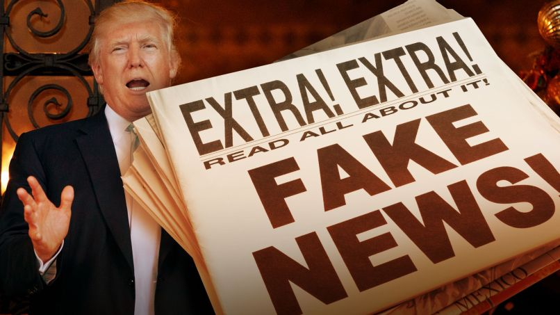 fakenews Lessons from Fugazi on Taking Down Donald Trump