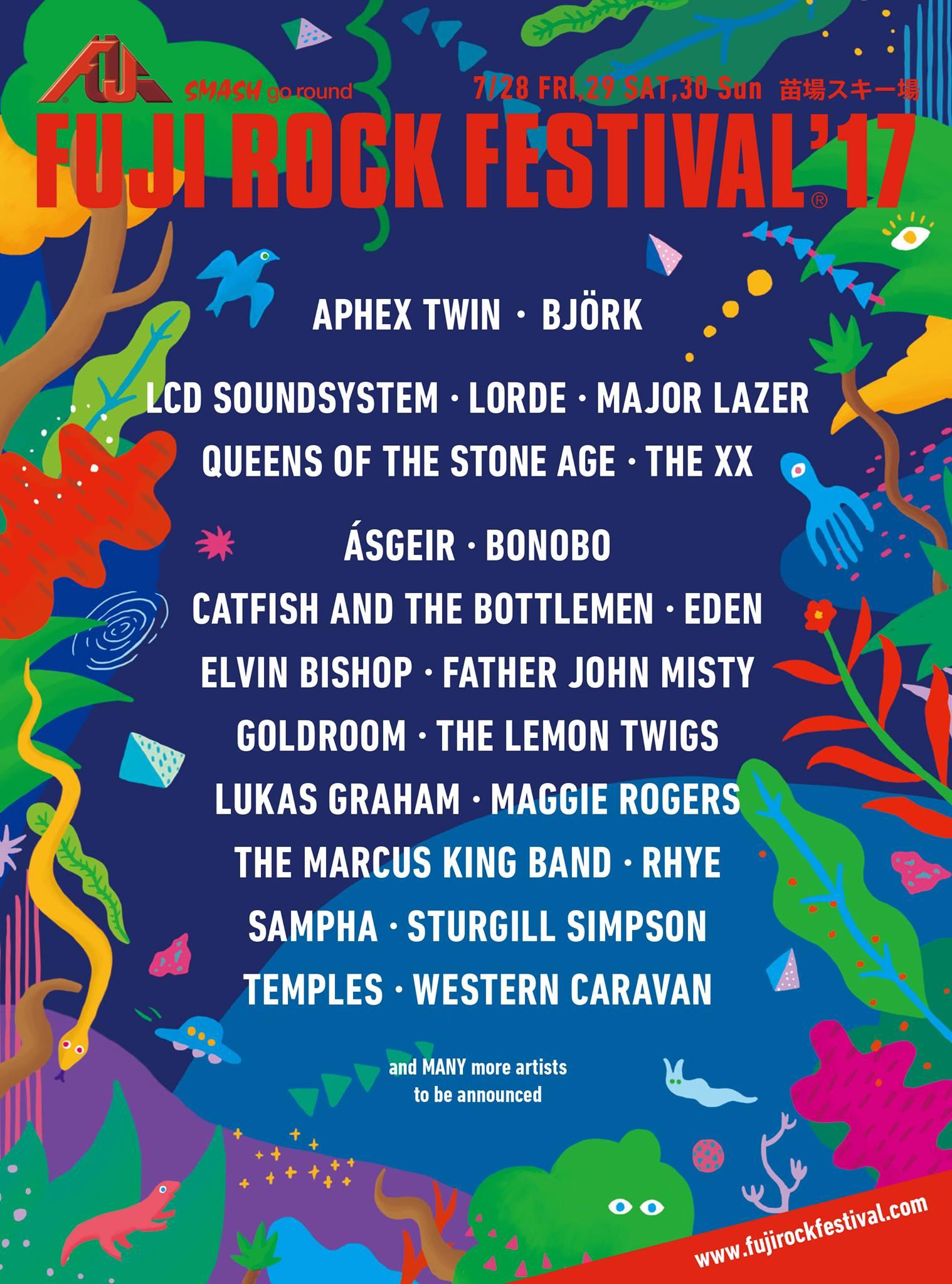 fuji rock Queens of the Stone Age to make live return at Fuji Rock Festival