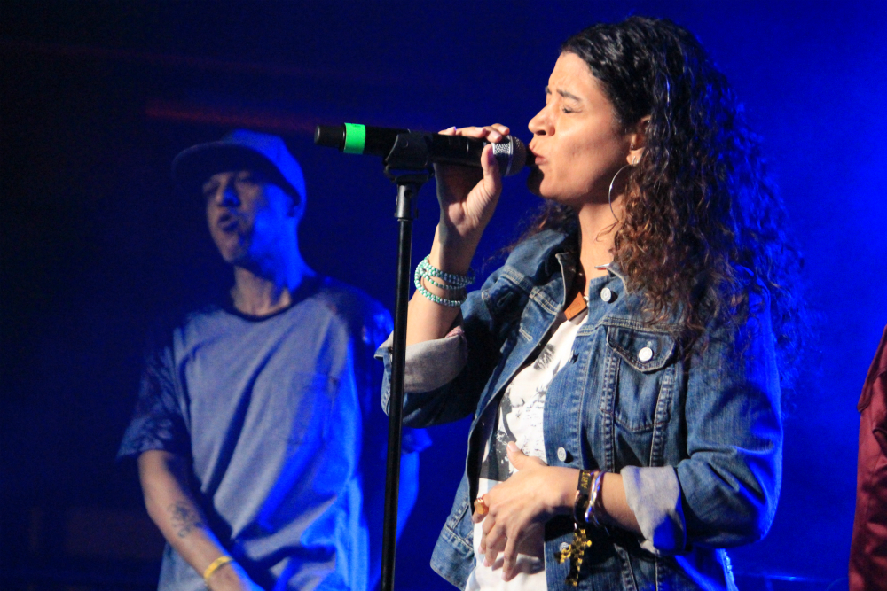 Digable Planets // Photo by Heather Kaplan