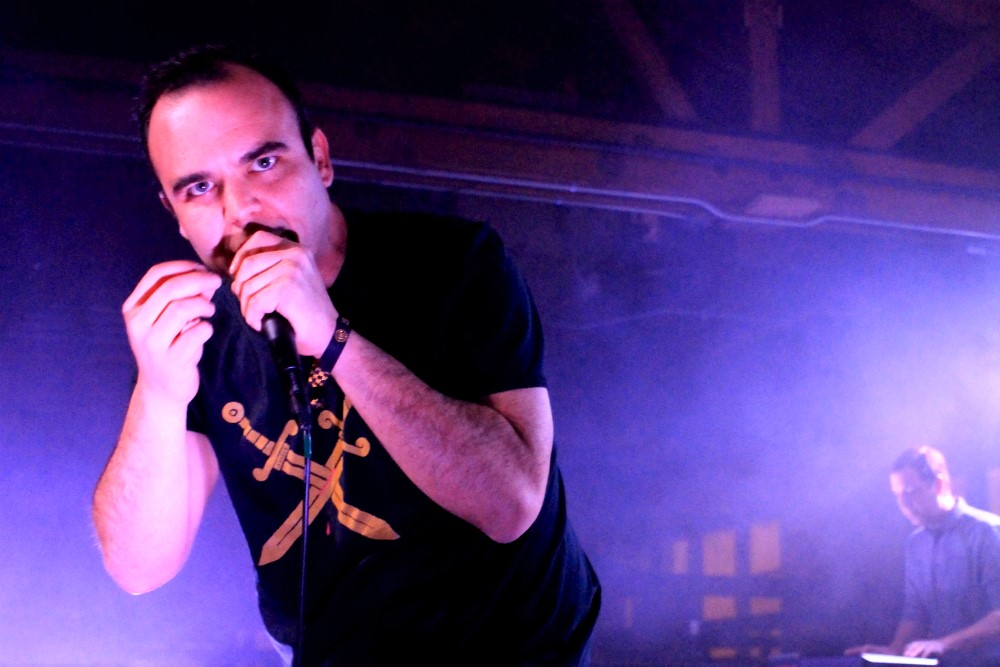 Future Islands // Photo by Heather Kaplan