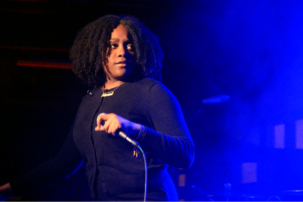 Noname // Photo by Heather Kaplan