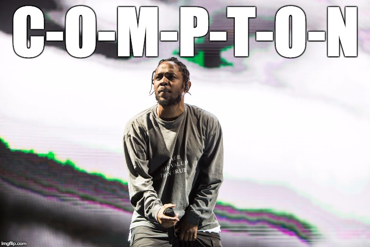 kendrick Spelling Bee: The 10 Best Songs with Spelled Out Words