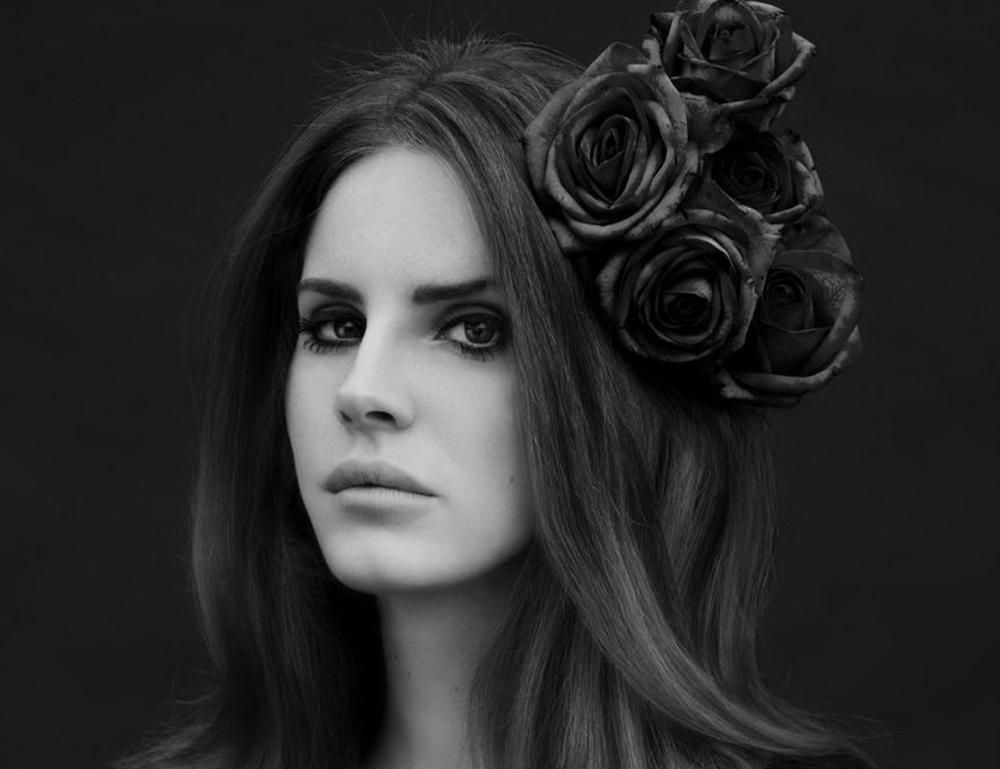 Lana Del Rey Black Hair Tumblr