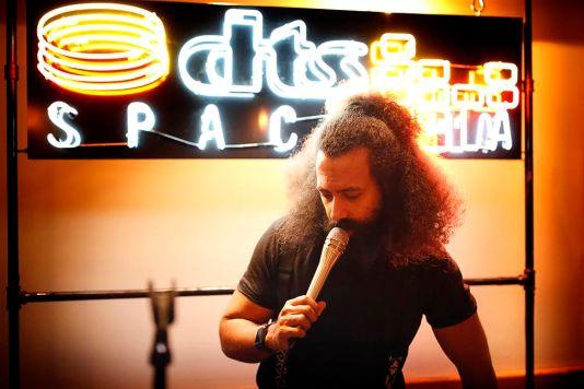 DTS Space's Dine In Sound // Photo by Alan Sartirana