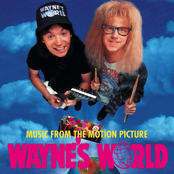 soundtrack1 Does Waynes World or Its Sequel Party Harder?