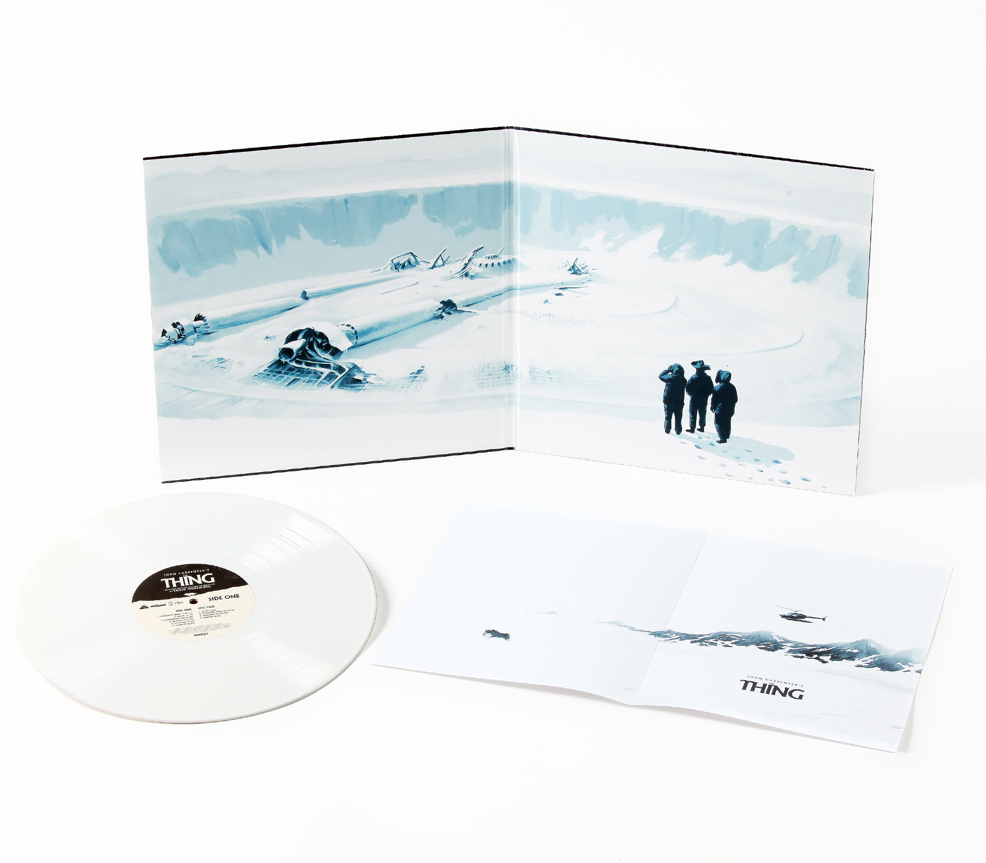 unnamed 51 Ennio Morricones score for John Carpenters The Thing gets deluxe vinyl reissue