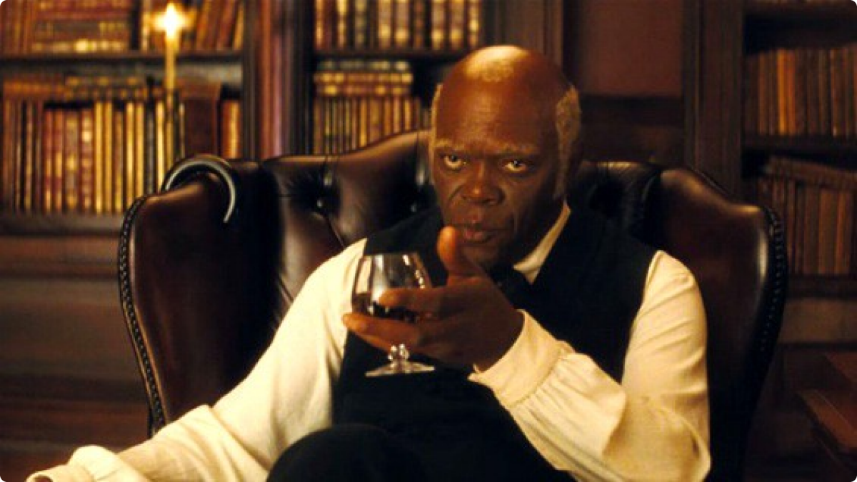 121412 video django unchained samuel l jackson Samuel L. Jacksons Top 10 Performances