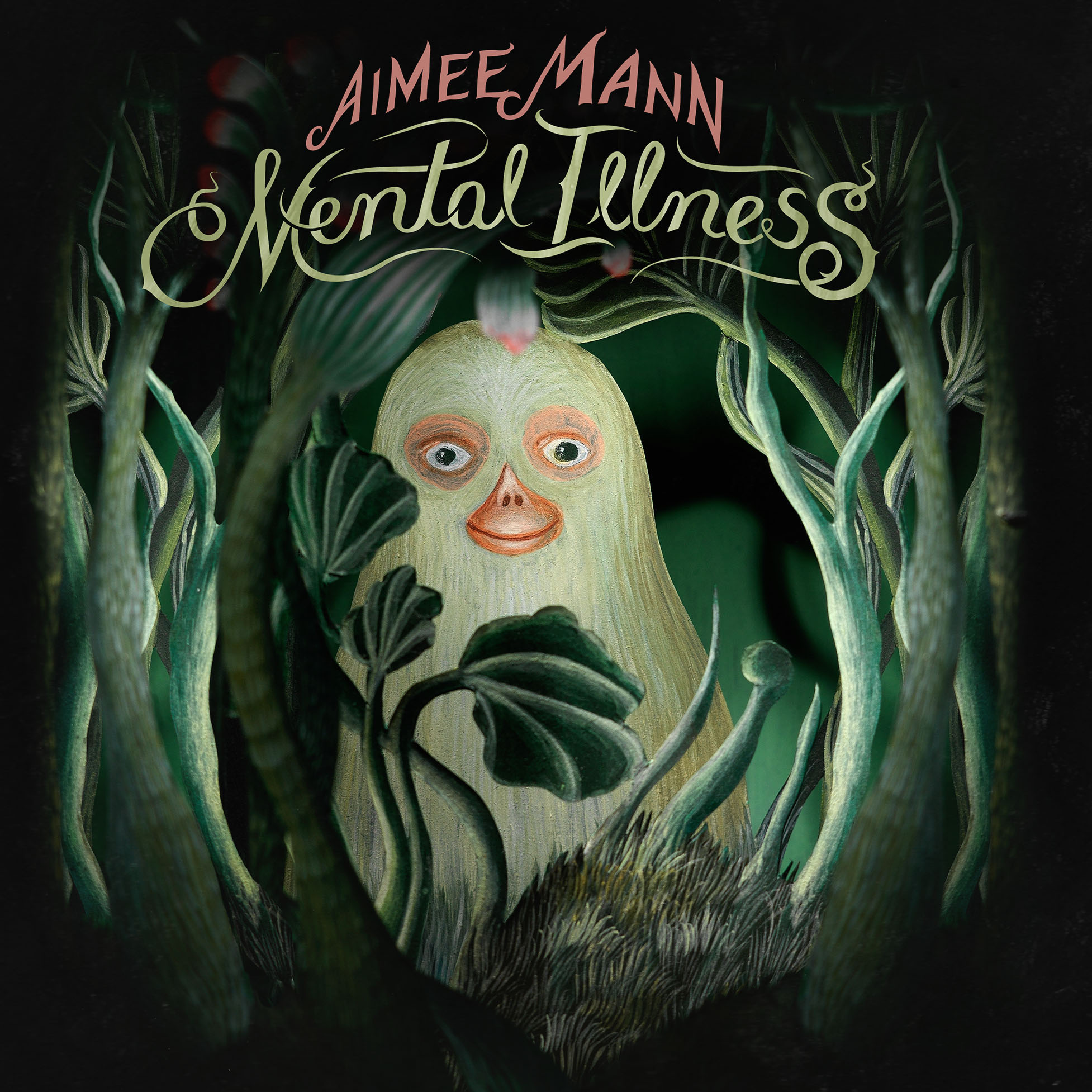 aimee mann Aimee Mann shares new album, Mental Illness: Stream