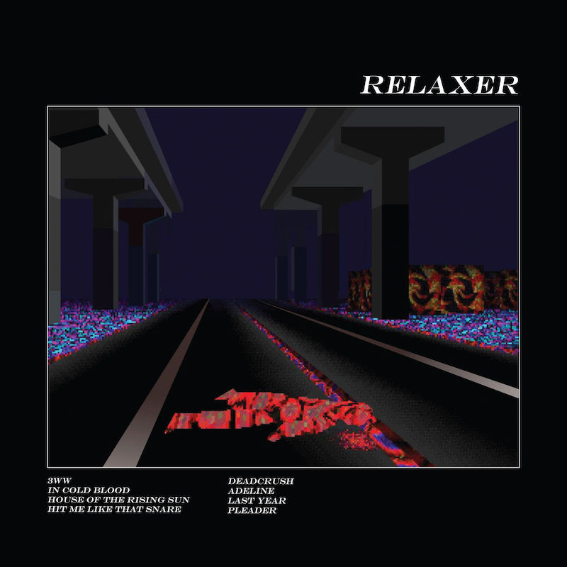 alt j relaxer album artwork Alt J teases new album Relaxer with 3WW song clip    listen