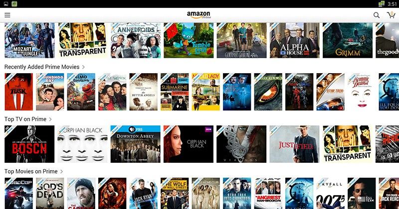 amazon instant video home page The Future of Indie Filmmaking Could Happen on Amazon Prime