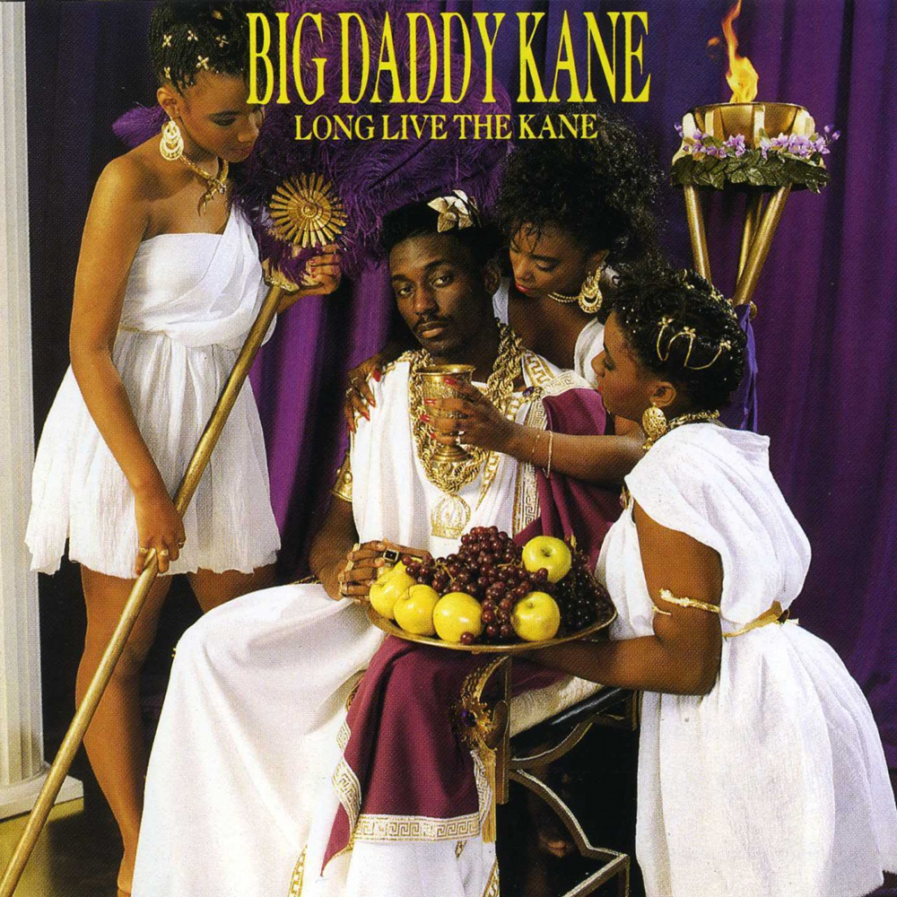 big daddy kane Raekwons 10 Favorite Hip Hop Albums of All Time