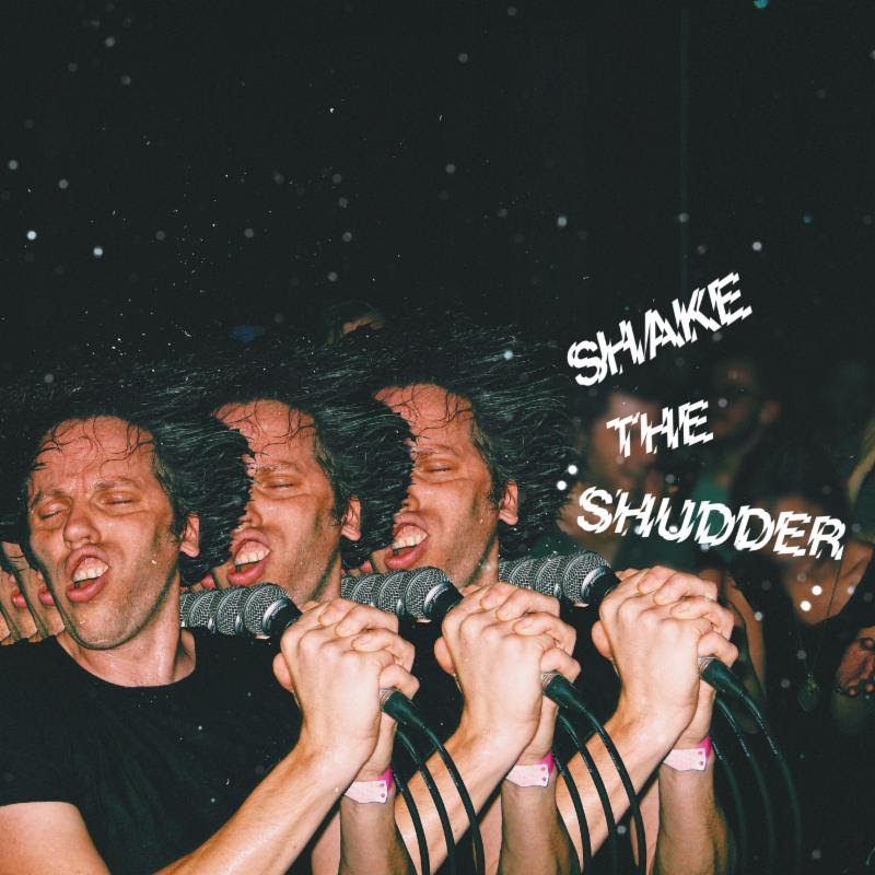 chk chk chk shake the shudder artwork !!! (Chk Chk Chk) announce new album, Shake the Shudder, share video for The One 2    watch