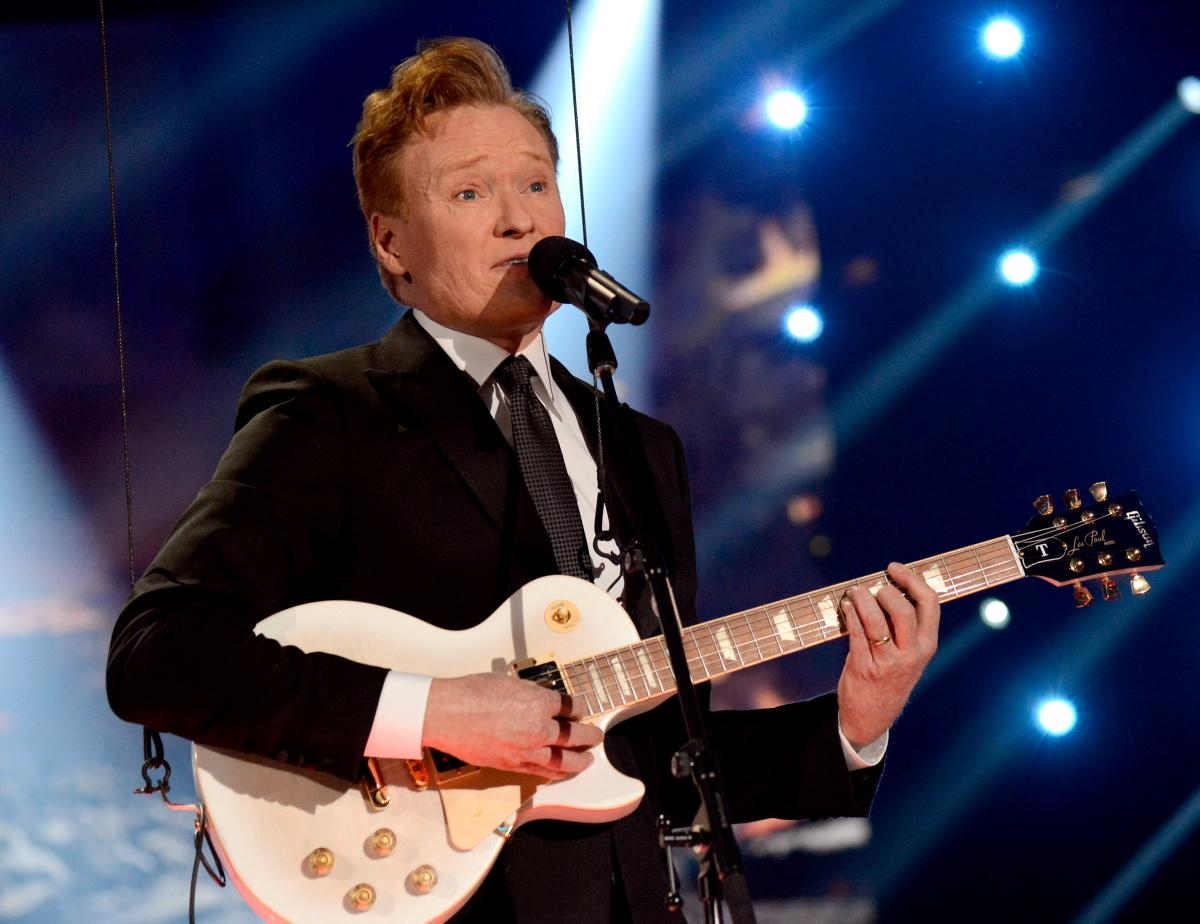 conan o brien 10 Artists Who Need to Curate a Music Festival