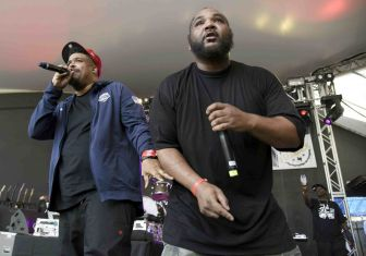 De La Soul, photo by Tim Mosenfelder